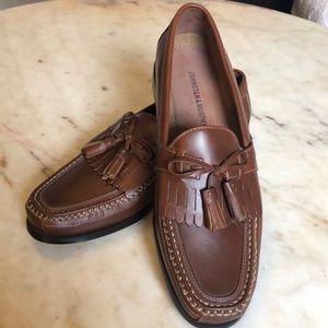 NWT JOHNSTON & MURPHY Tassel Loafers